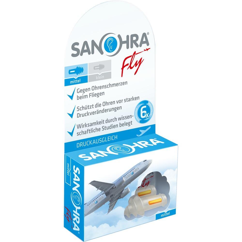 Sanohra fly für Erwachsene Ohrenschutz