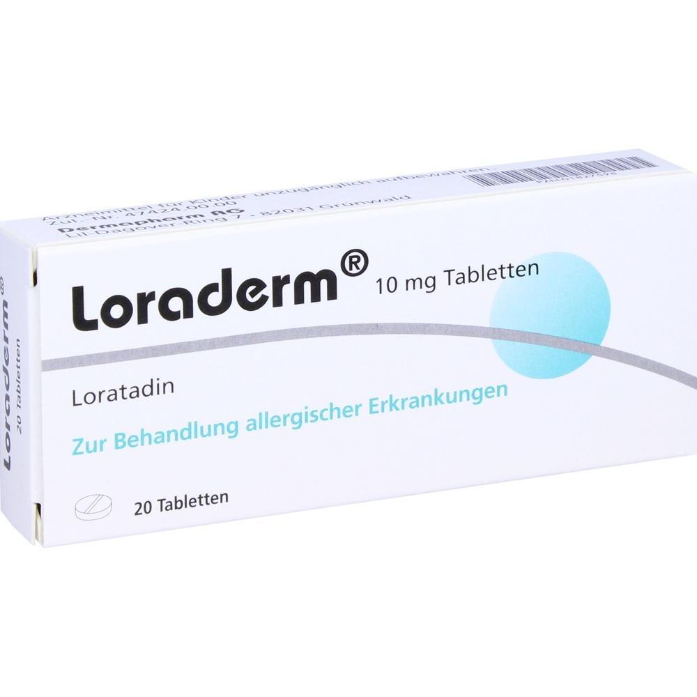 Loraderm Tabletten