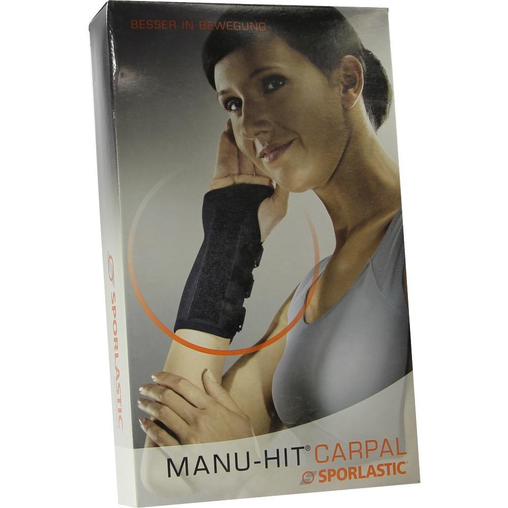 Manu-HIT Carpal Orthese Rechts Größe M Haut 07233