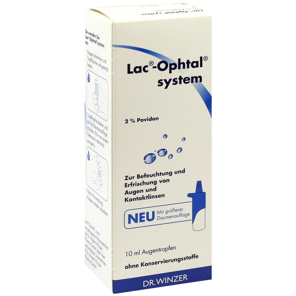 LAC Ophtal System Augentropfen