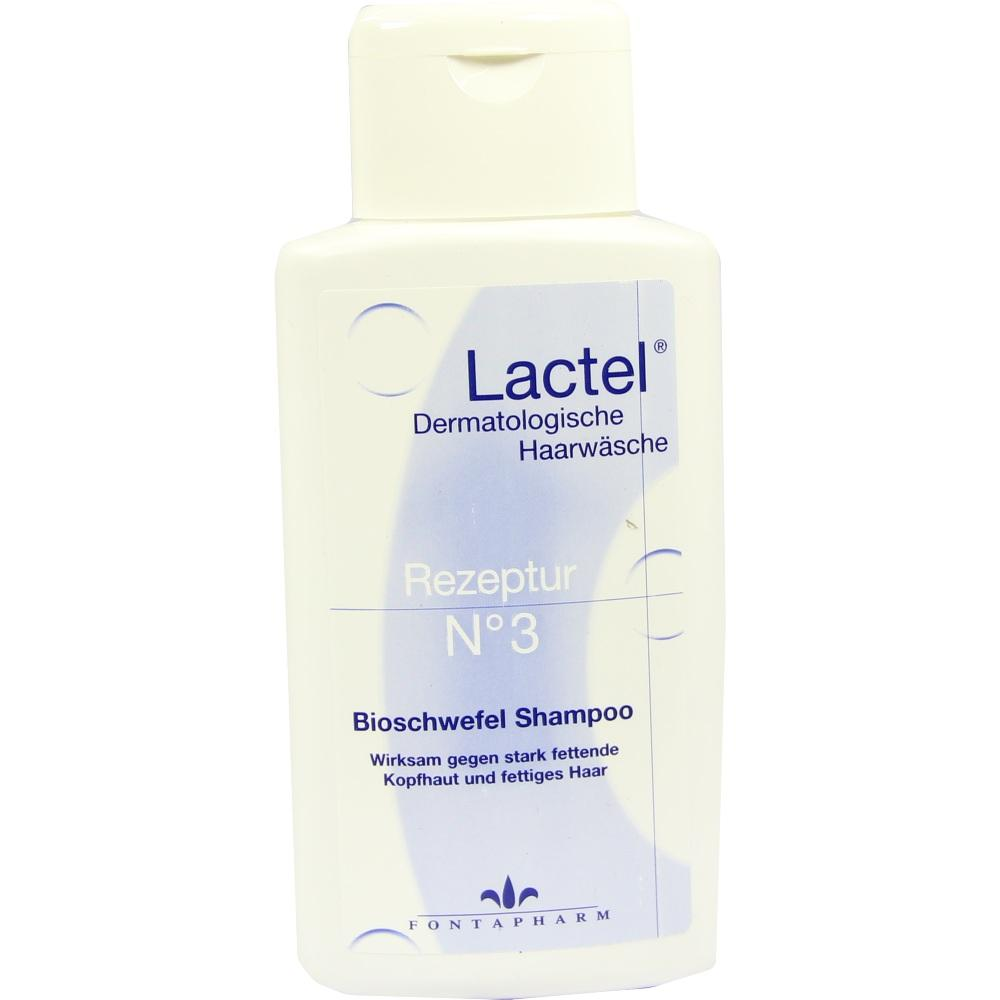 lactel nr 3 shampoo gegen stark fetten kopfhaut 02858997 shampoo eurapon. Black Bedroom Furniture Sets. Home Design Ideas
