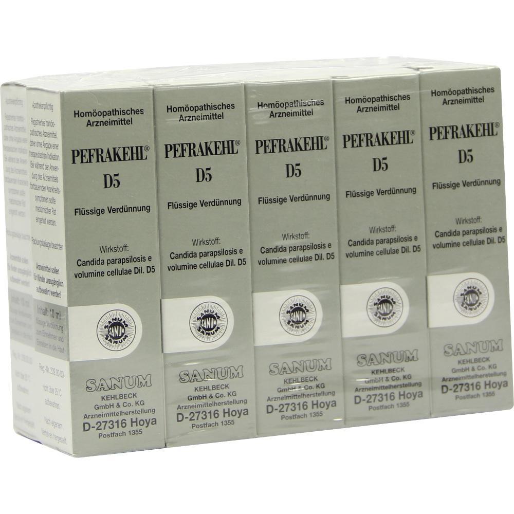 Pefrakehl Tropfen D 5