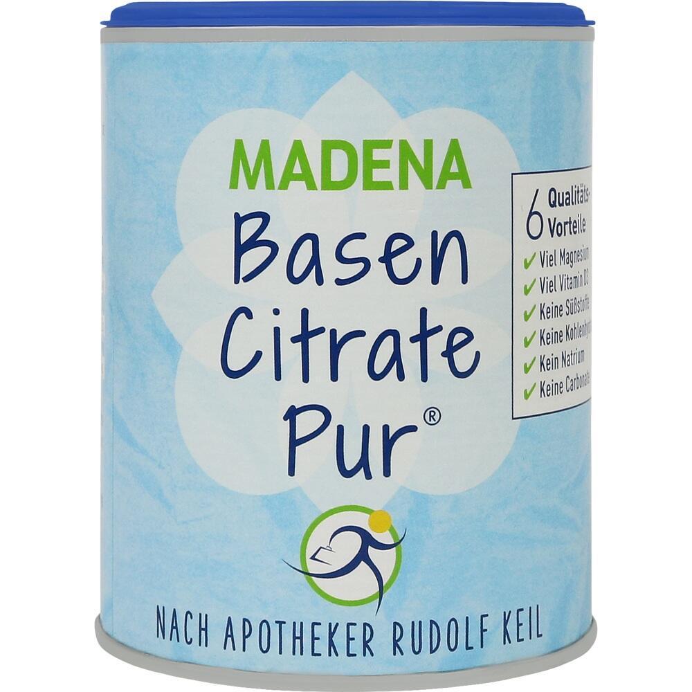 Basen Citrate Pur n.Apotheker Rudolf Keil Pulver
