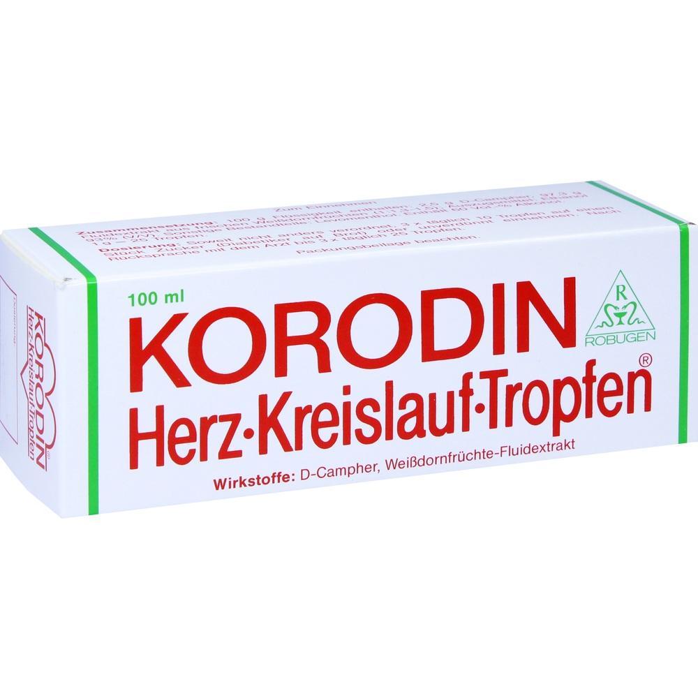 Korodin Herz-Kreislauf-Tropfen zum Einnehmen