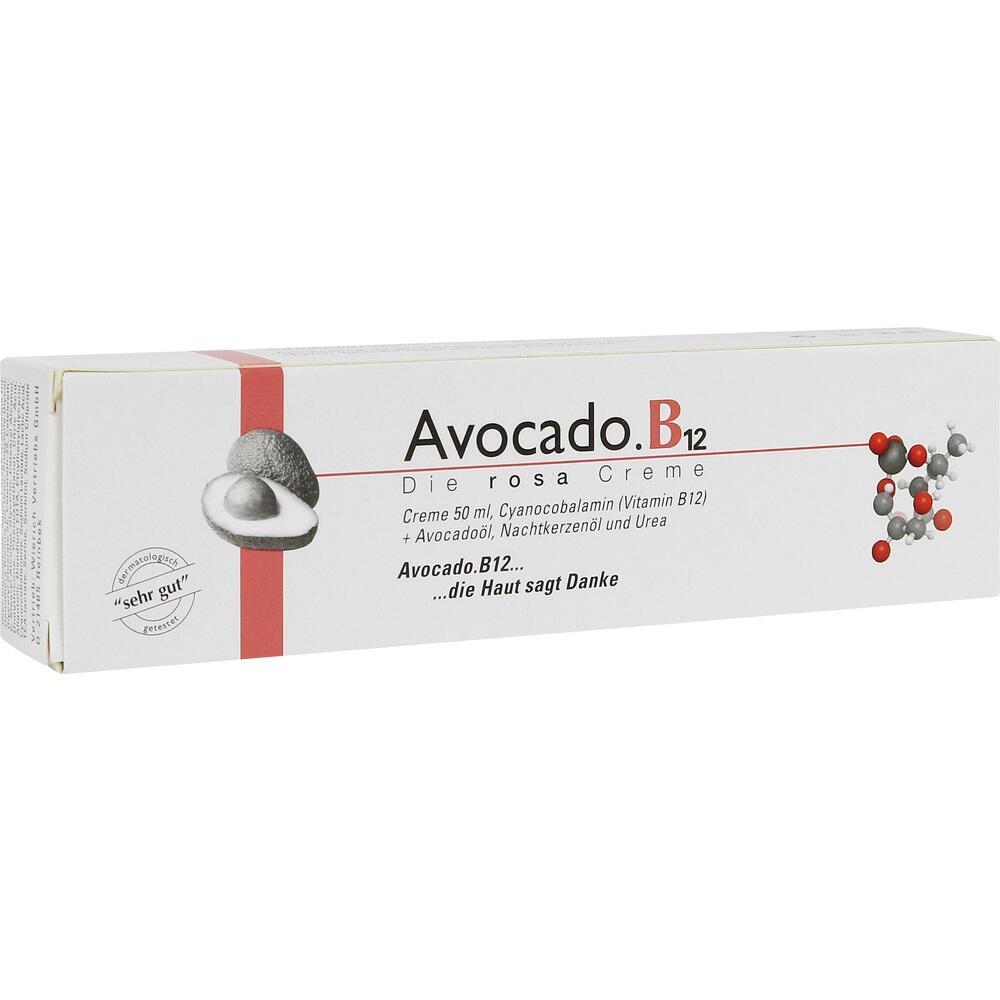 avocado b12 creme 06148005 trockene haut eurapon. Black Bedroom Furniture Sets. Home Design Ideas
