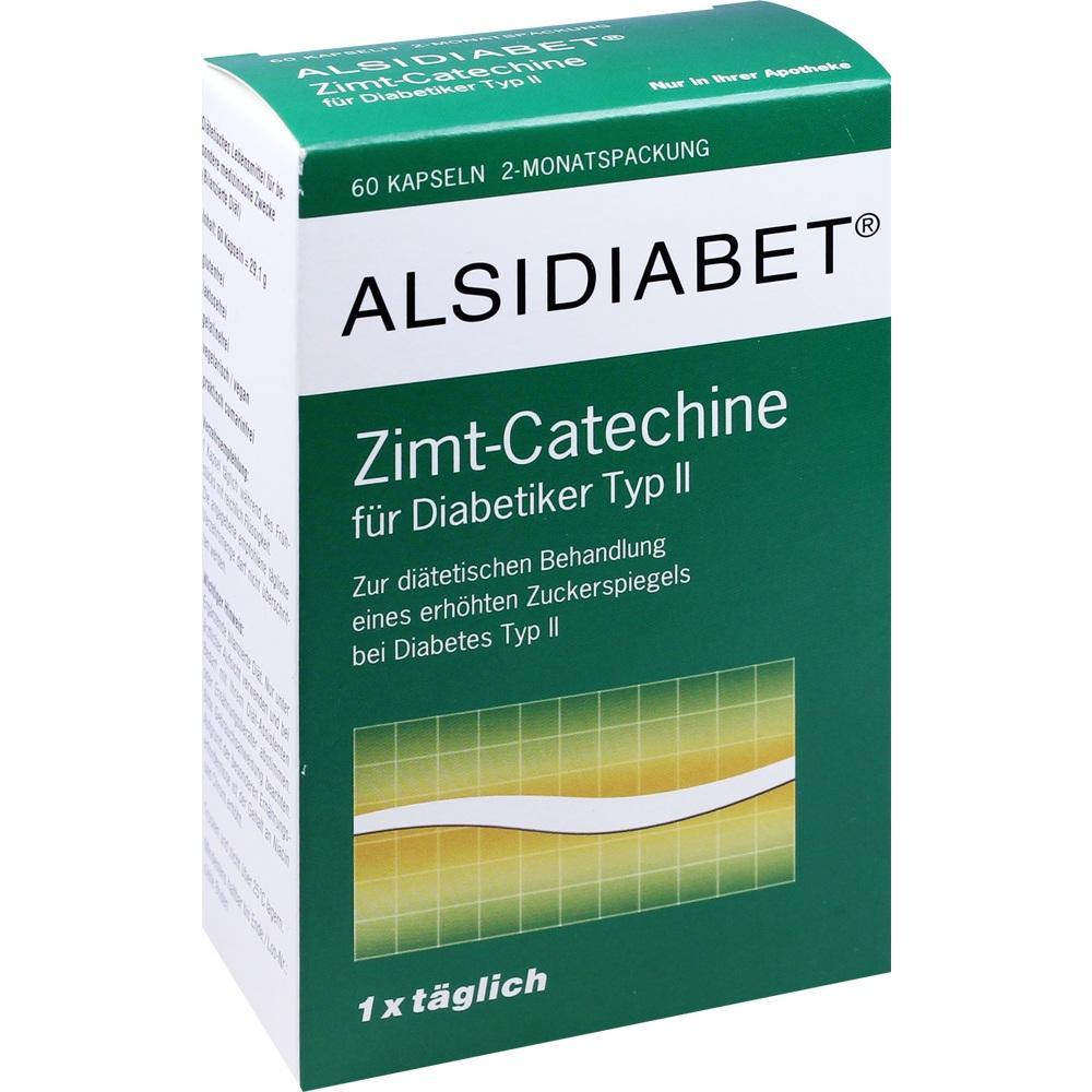 Zimt-Catechine für Diabetiker Typ II, 90 St.