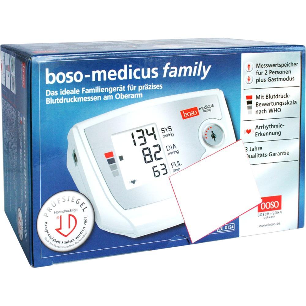 Bosch + Sohn GmbH&Co. Boso Medicus Family