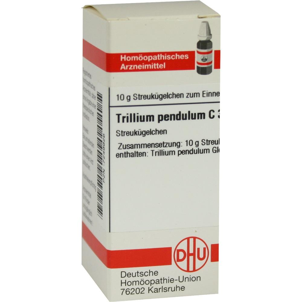 Trillium Pendulum C 30 Globuli