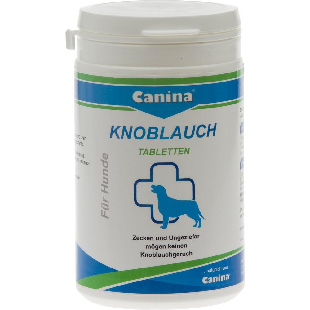 canina knoblauch tabletten f r hunde 07637284. Black Bedroom Furniture Sets. Home Design Ideas
