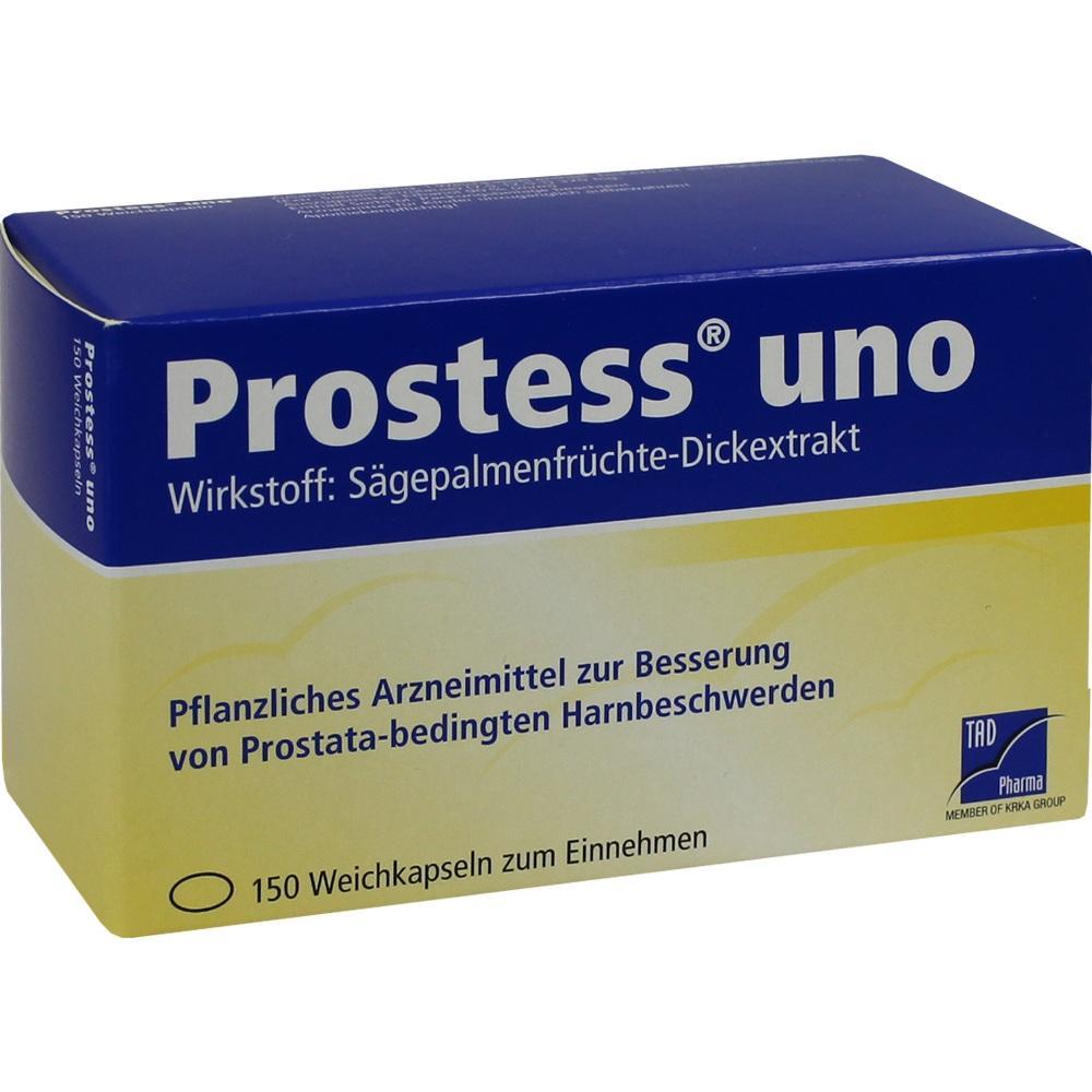Prostess uno Weichkapseln | 04404875 | Prostata | eurapon