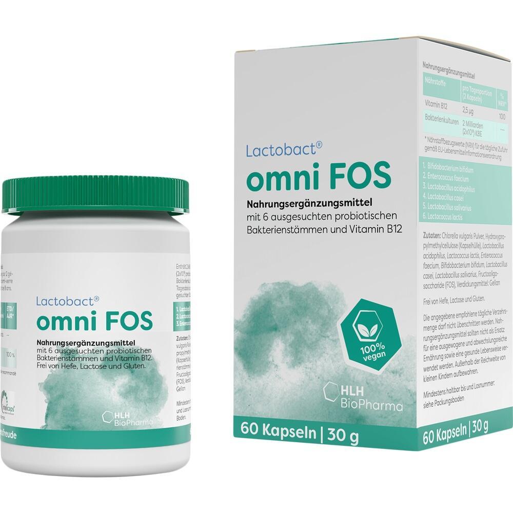 lactobact omni fos magensaftresistente kapseln 09385102 hilfsmittel f r allergiker eurapon. Black Bedroom Furniture Sets. Home Design Ideas