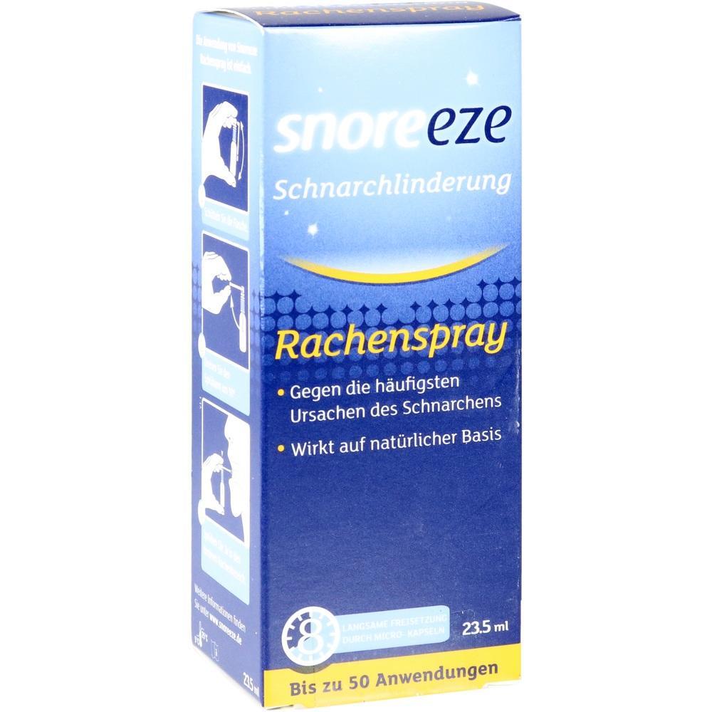 Schnarchen Homöopathie
