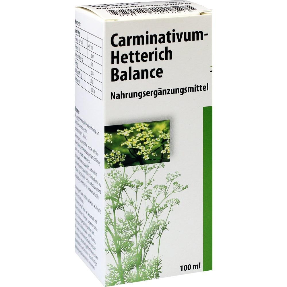 Teofarma s.r.l. Carminativum Hetterich Balance Tropfen z.Einnehmen