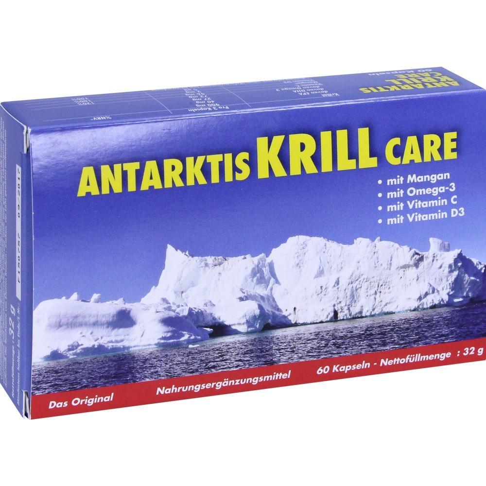 antarktis krill care kapseln 10984003 omega 3 eurapon. Black Bedroom Furniture Sets. Home Design Ideas
