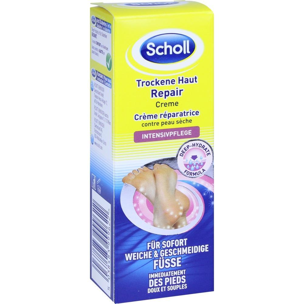 Scholl Trockene Haut Repair Creme