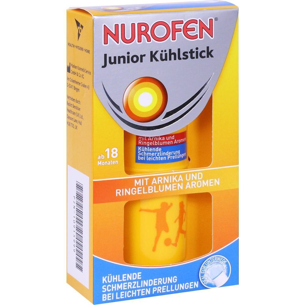 10915999, Nurofen Junior Kühlstick, 14 ML