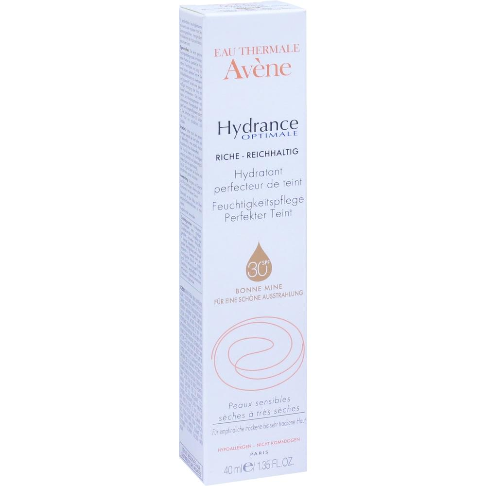 10922060, AVENE Hydrance OPTIMALE Perfekter Teint reichh., 40 ML