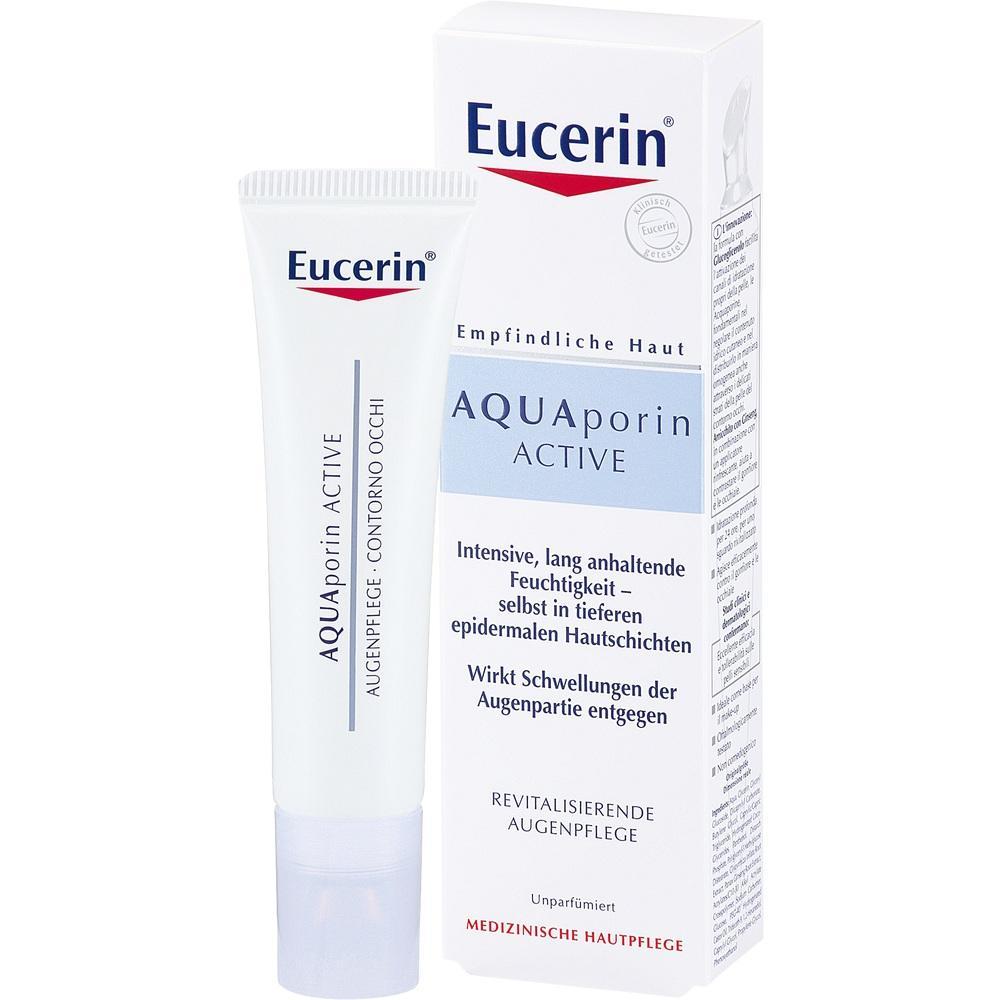 10961410, Eucerin AQUAporin ACTIVE Augenpflege, 15 ML