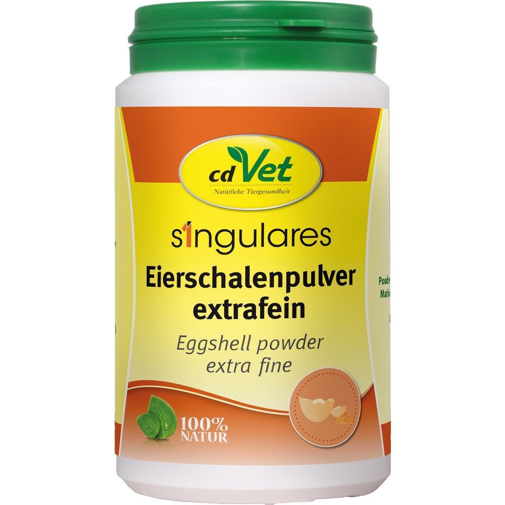 10966382, Singulares Eierschalenpulver extrafein vet, 350 G