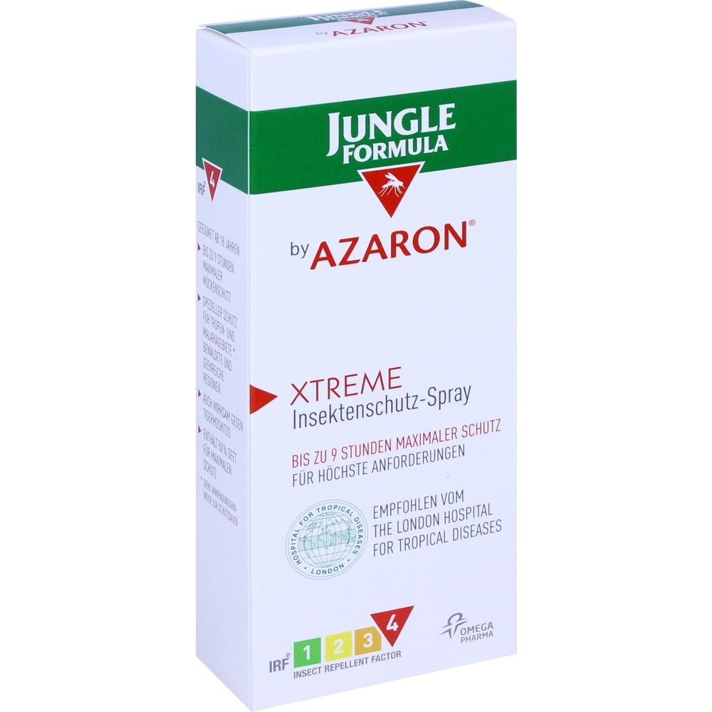 11012012, Jungle Formula by AZARON XTREME, 75 ML