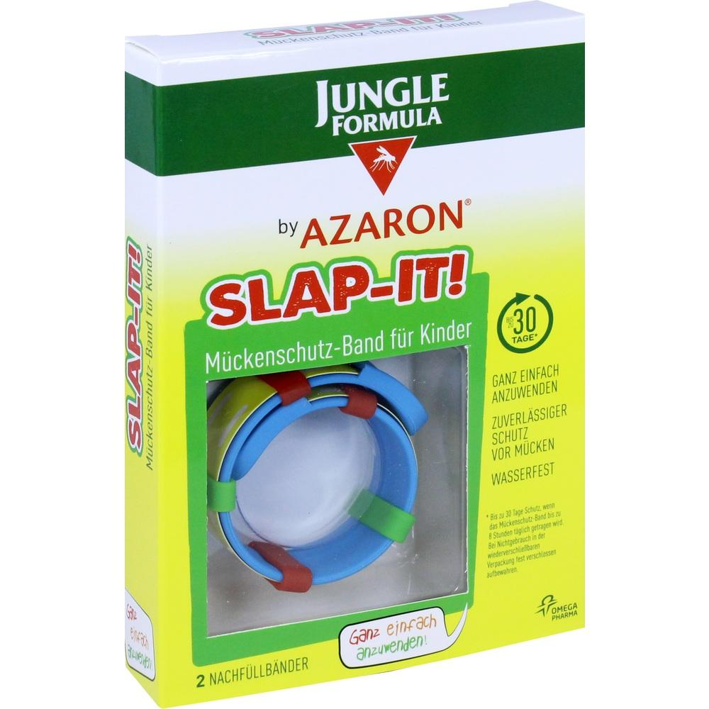11012035, Jungle Formula by AZARON Slap it-, 2 ST