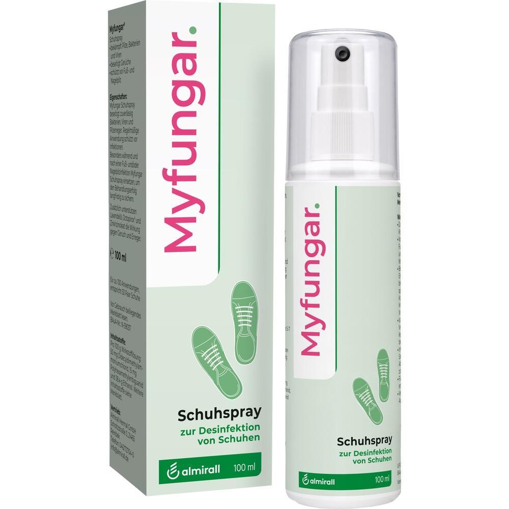 11076207, Myfungar Schuhspray, 100 ML
