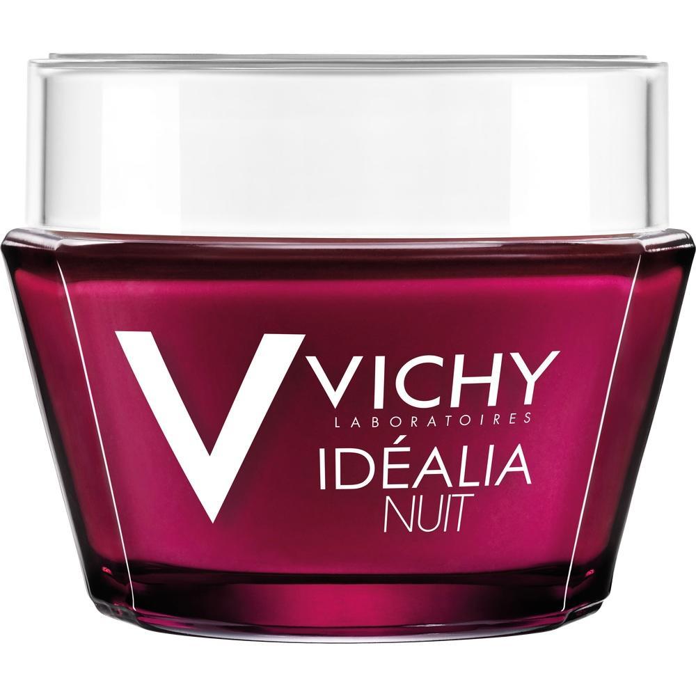 11083236, Vichy IDEALIA Skin Sleep Nachtcreme, 50 ML