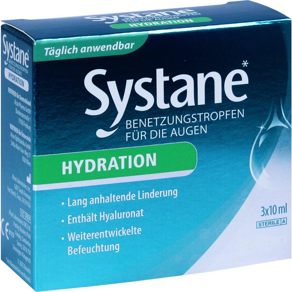 11088216, Systane Hydration, 3X10 ML