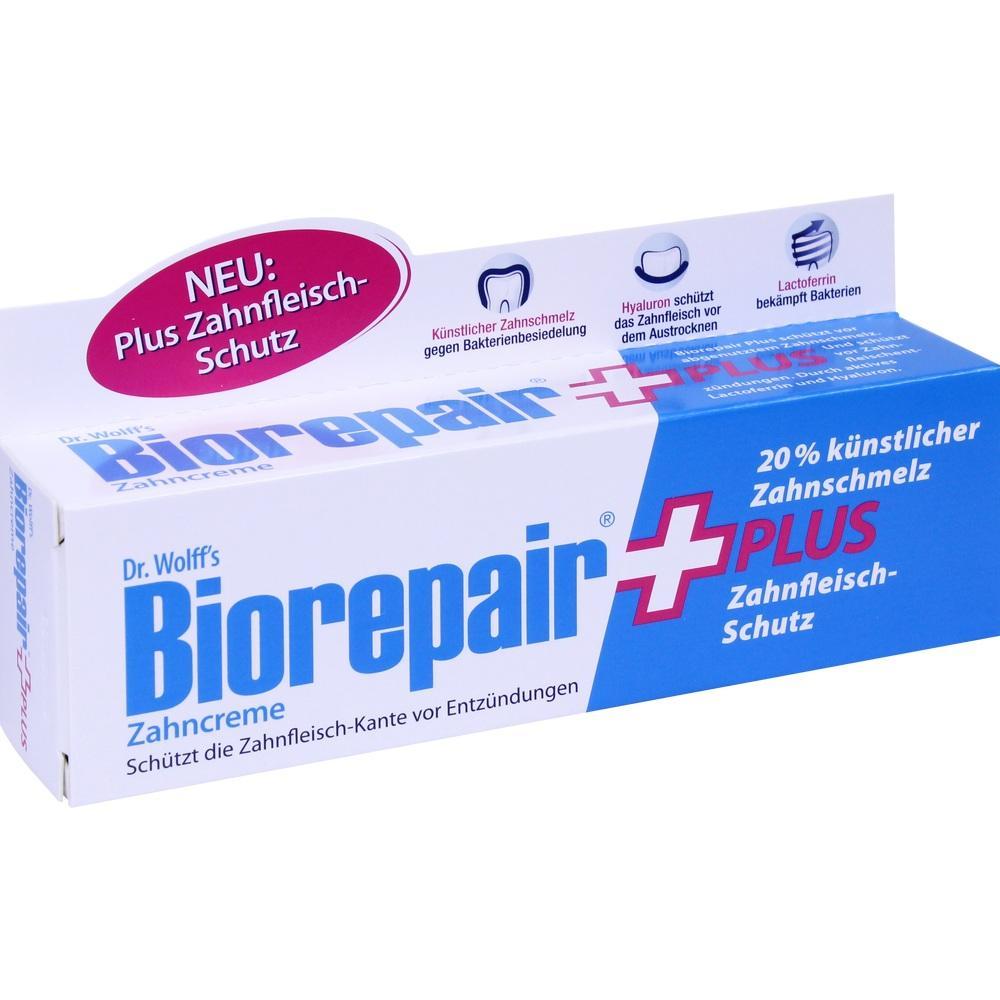 11089196, Biorepair Zahncreme Plus, 75 ML