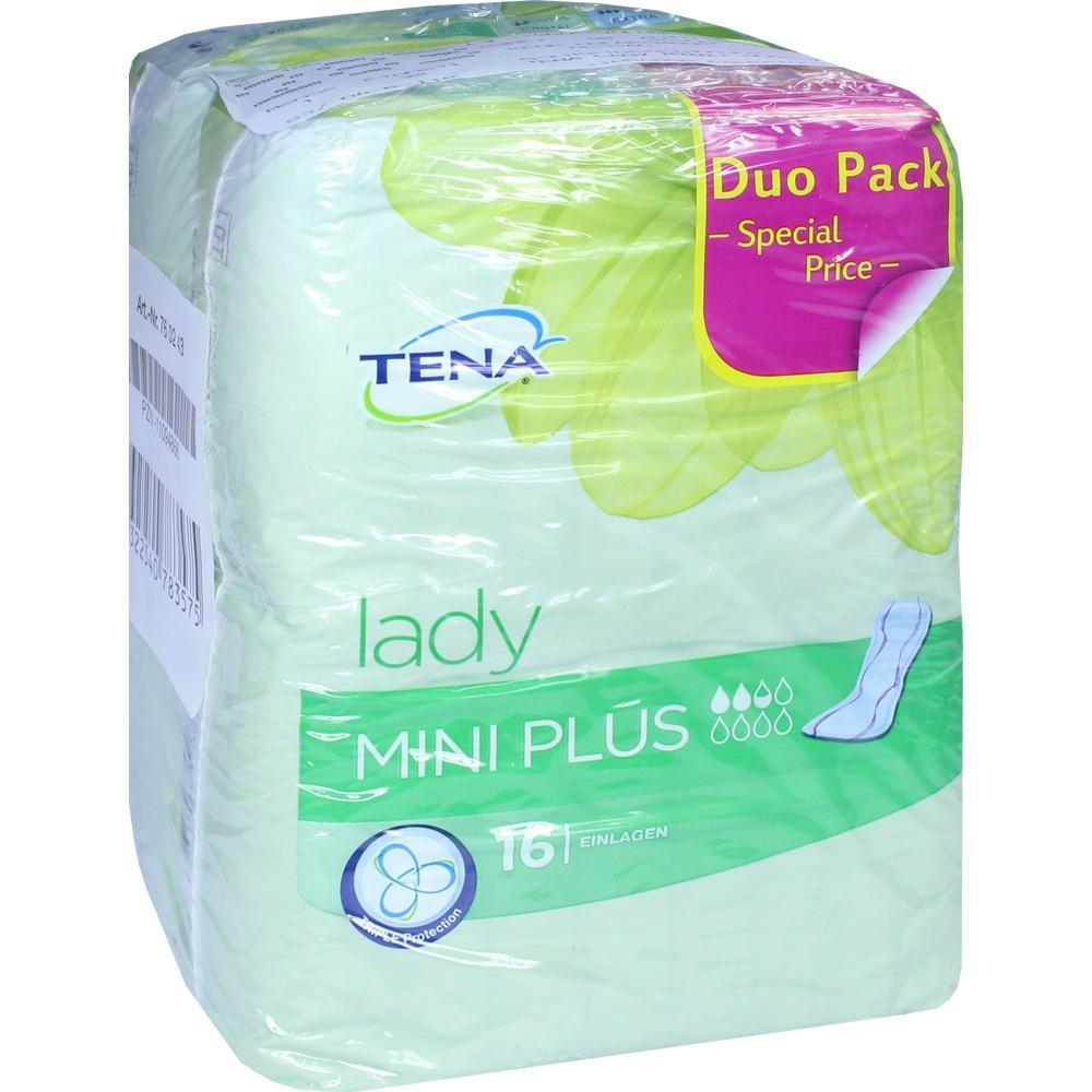 11094866, TENA Lady Mini Plus Duopack, 32 ST