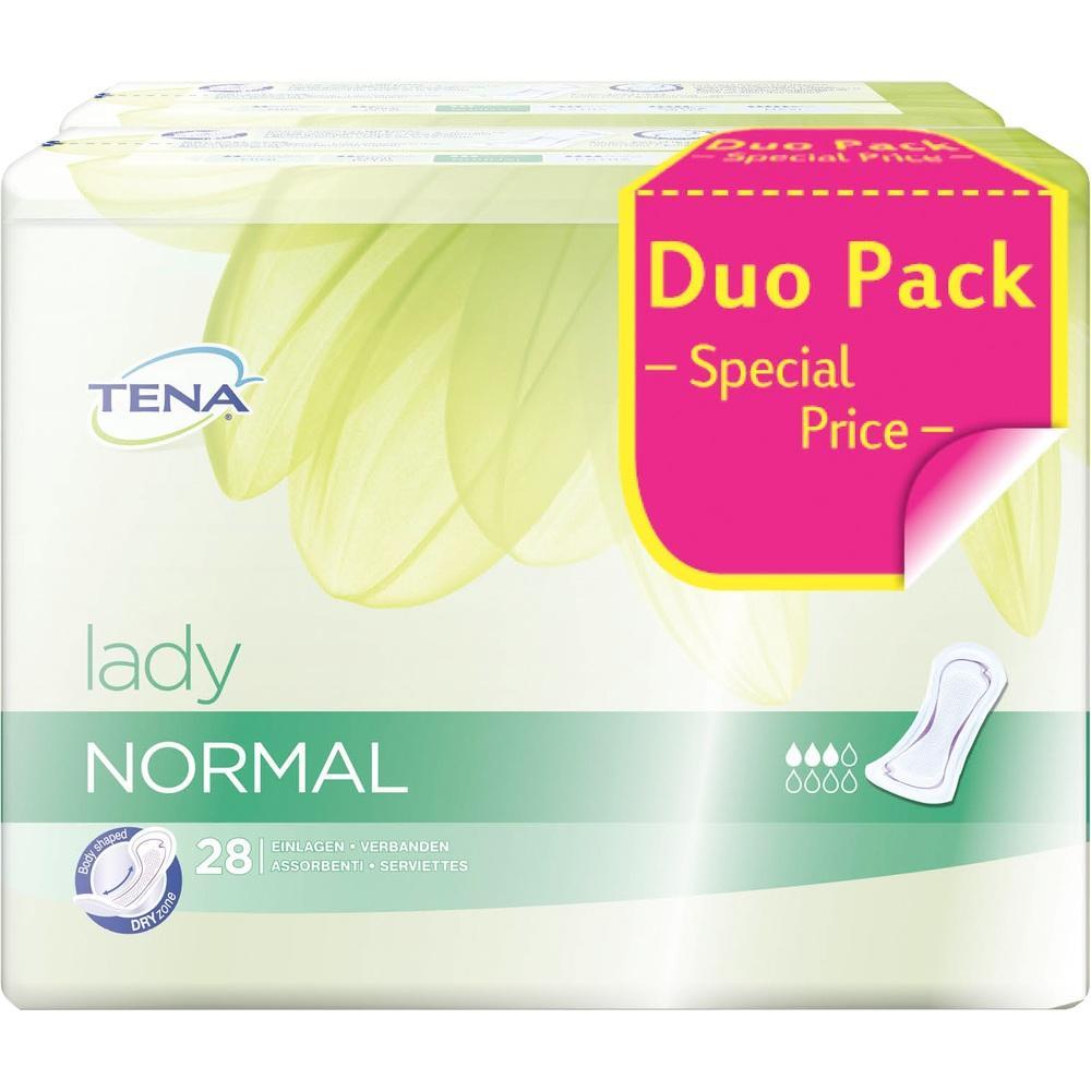 11094926, TENA Lady Normal Duopack, 56 ST