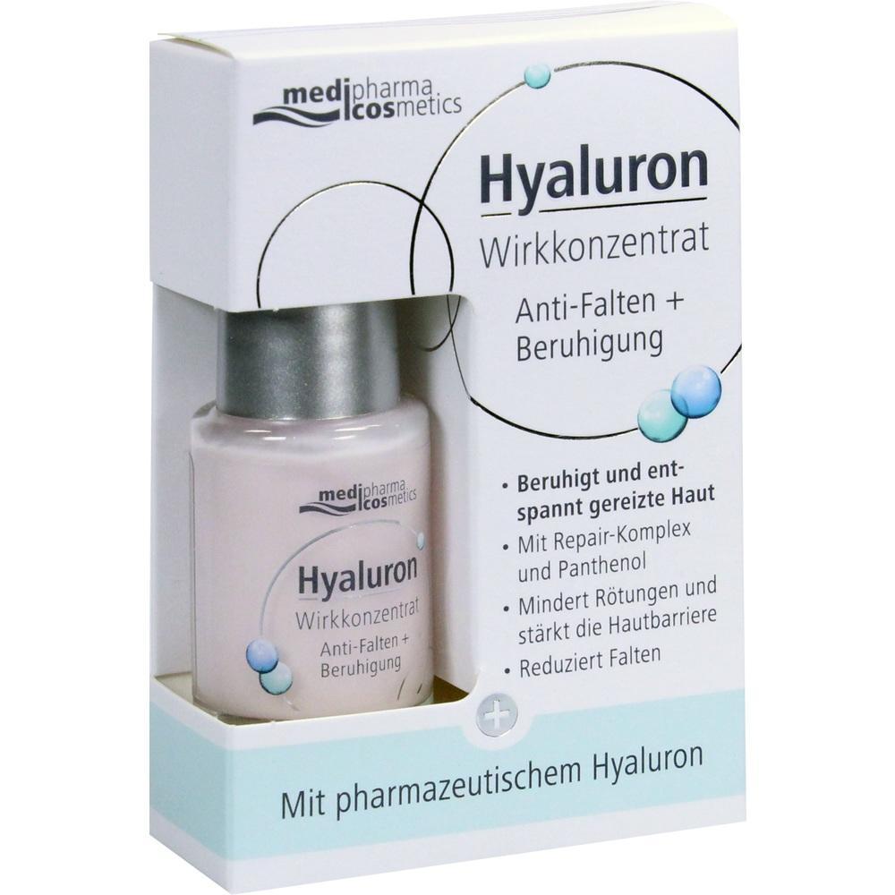 11133684, Hyaluron Wirkkonzentrat Anti-Falten+Beruhigung, 13 ML