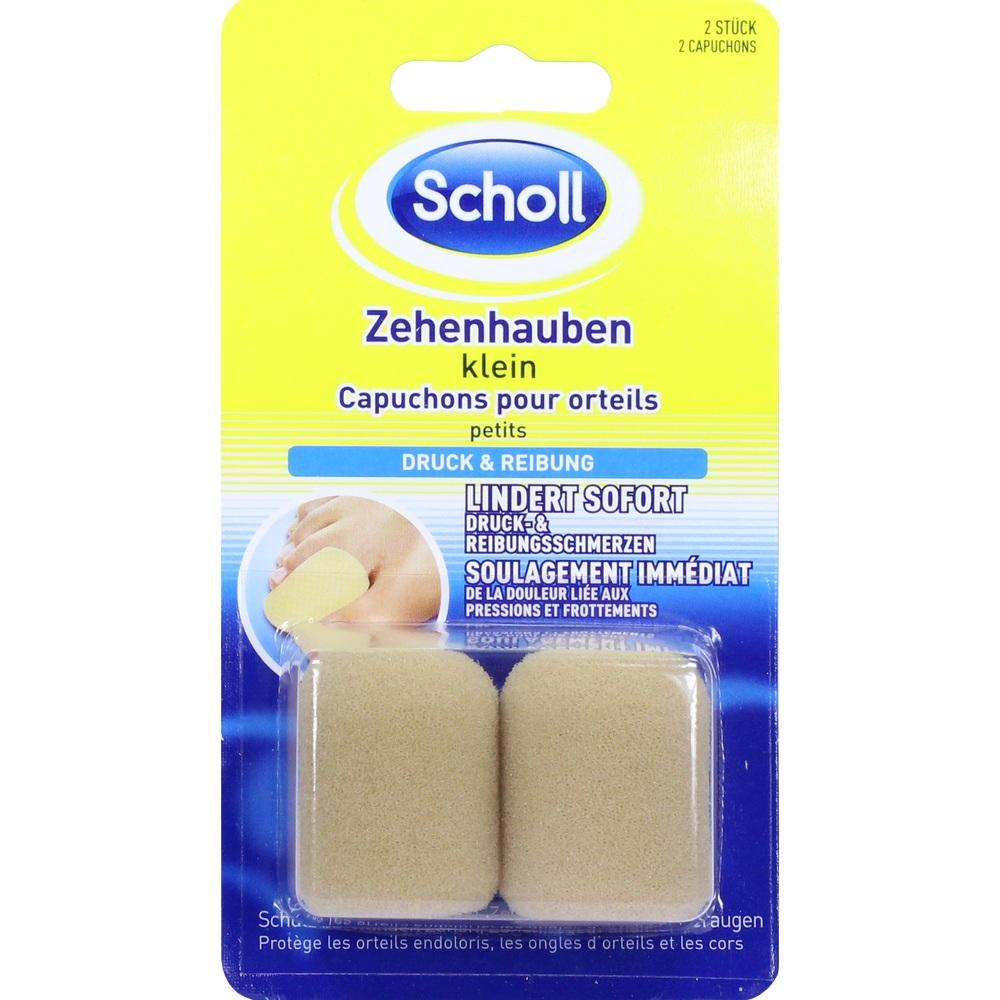 11136139, Scholl Zehenhauben klein, 2 ST