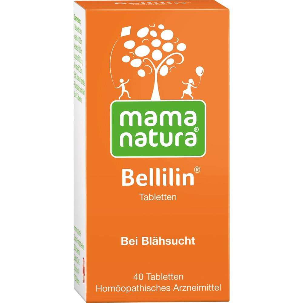 11158276, mama natura Bellilin Tabletten, 40 ST