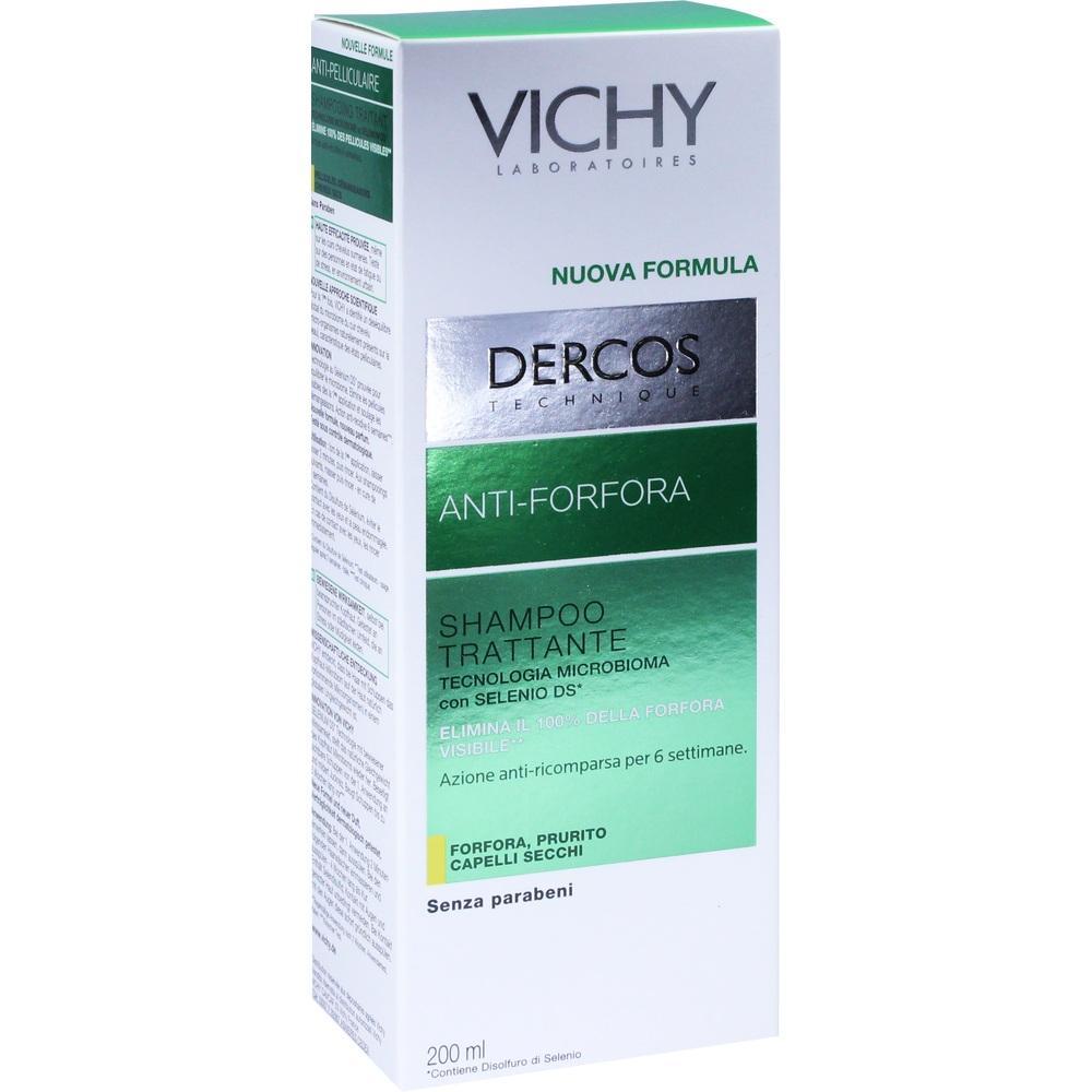11162585, VICHY Dercos Anti-Schuppen Shampoo TKH, 200 ML