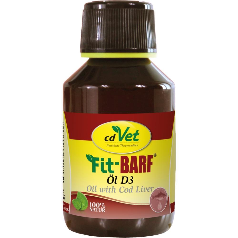 11216789, Fit-BARF Öl D3, 100 ML