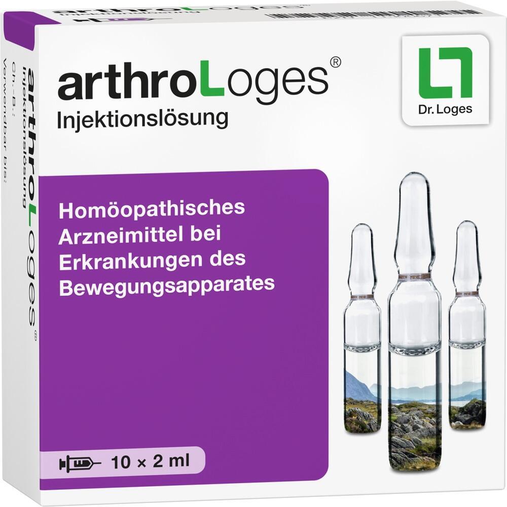 ARTHRO LOGES Injektionslösung Ampullen
