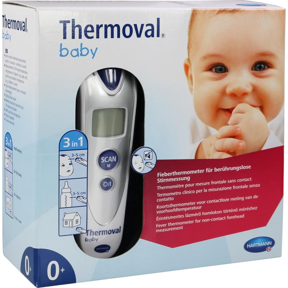 11352529, Thermoval baby Non-contact Infrarot-Fiebertherm., 1 ST