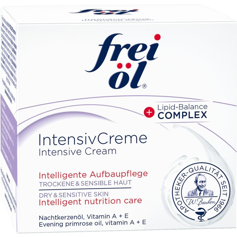 11358928, frei öl Hydrolipid IntensivCreme, 50 ML