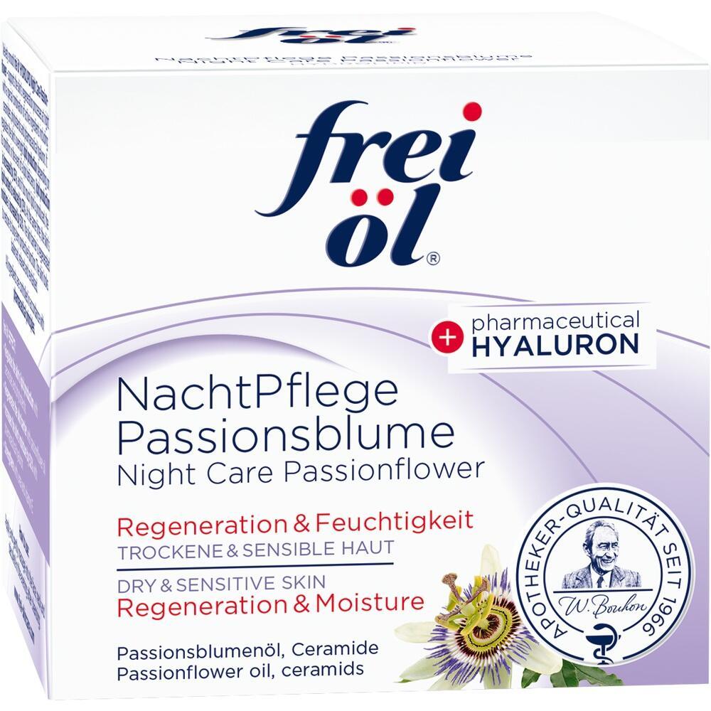 11358957, frei öl Hydrolipid NachtPflege Passionsblume, 50 ML