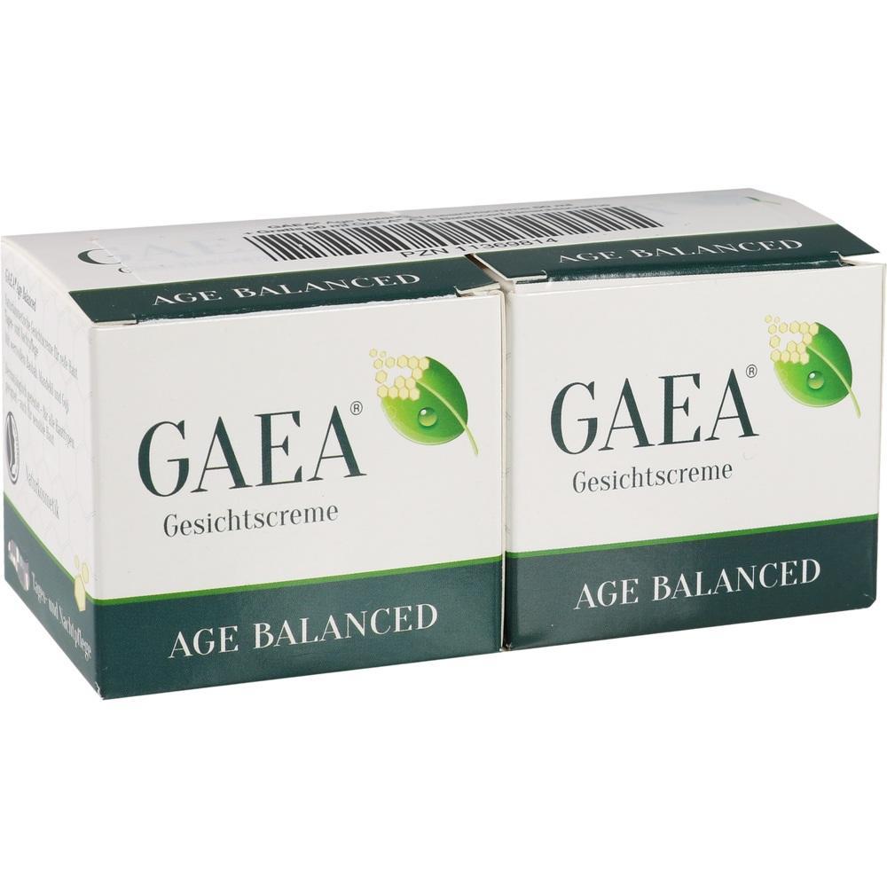 KREPHA GmbH & Co. KG GAEA Age Balanced+Gratis GAEA Gesichtscreme 11369814
