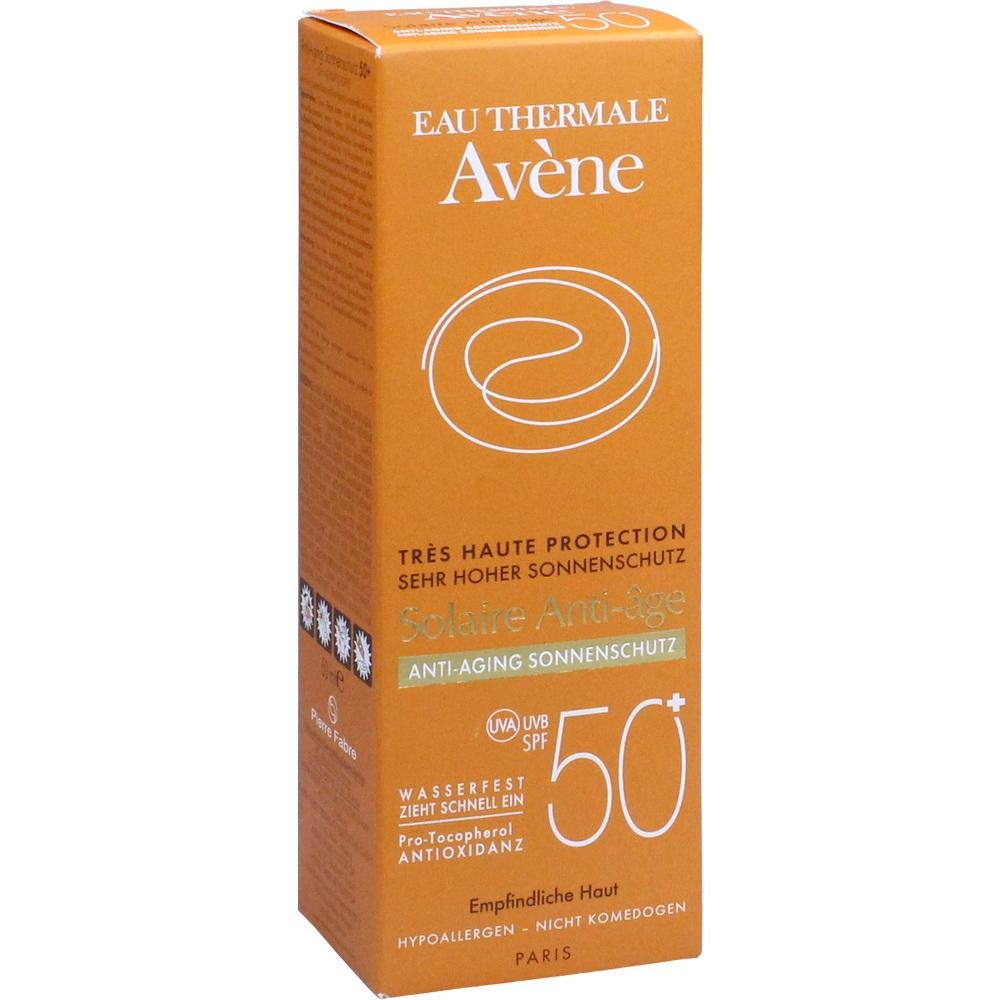 11479678, AVENE SunSitive Anti-Aging Sonnenschutz SPF50+, 50 ML