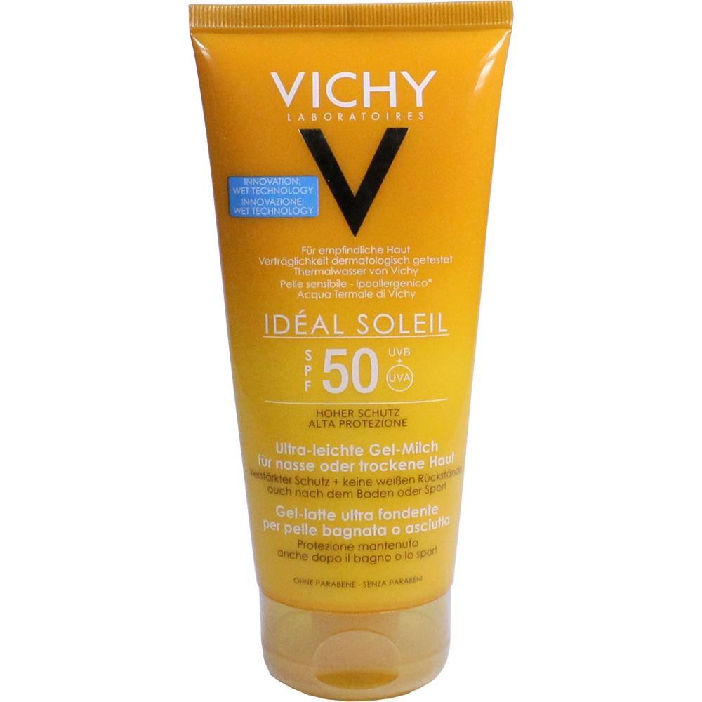 11479862, VICHY Ideal Soleil WET Gel-Milch LSF 50, 200 ML