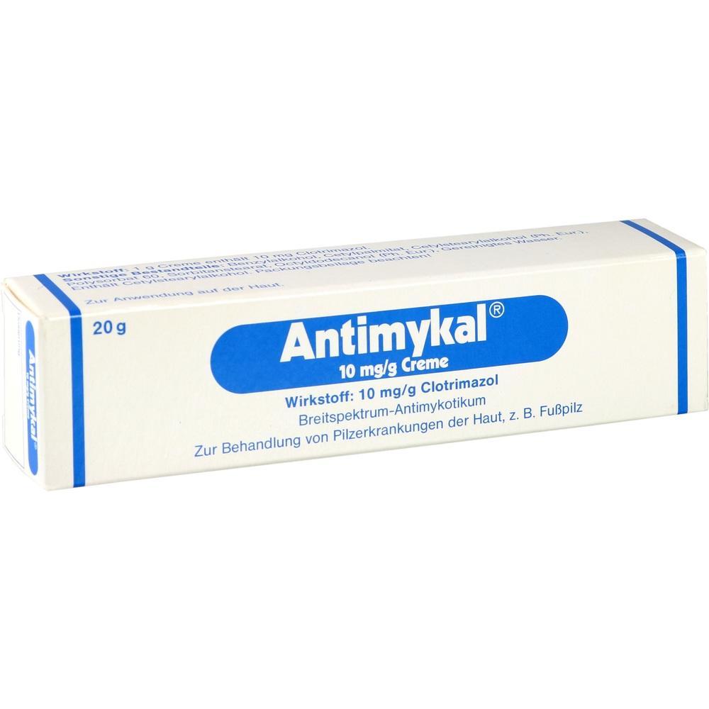 Antimykal 10mg/g