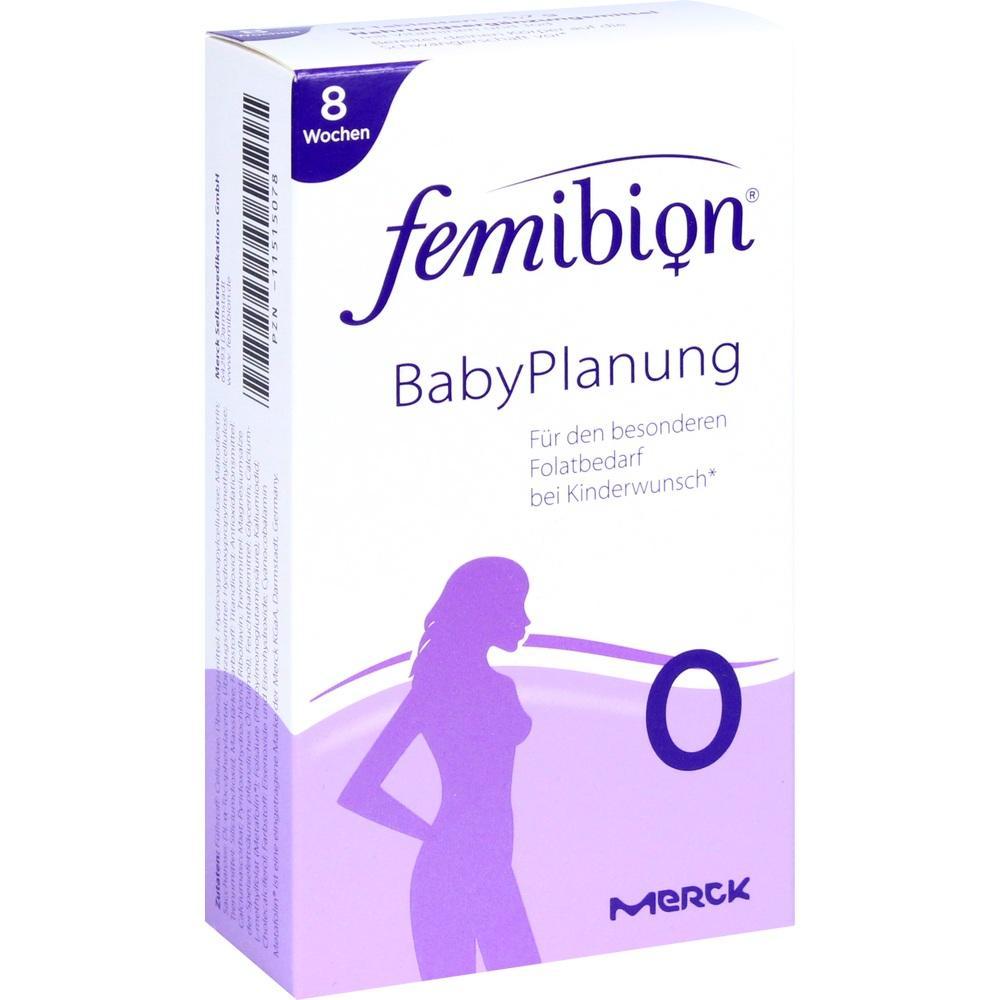 11515078, Femibion BabyPlanung 0, 56 ST