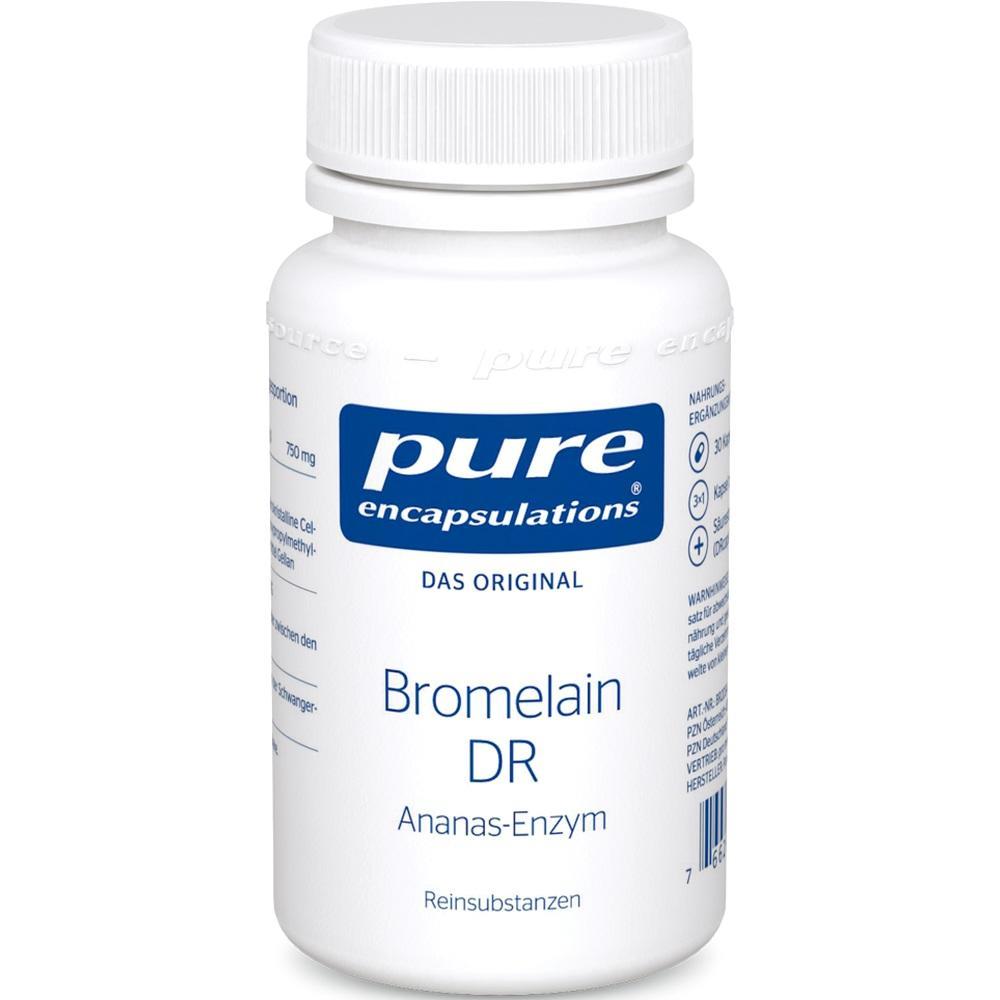 11517491, Pure Encapsulations Bromelain DR, 30 ST