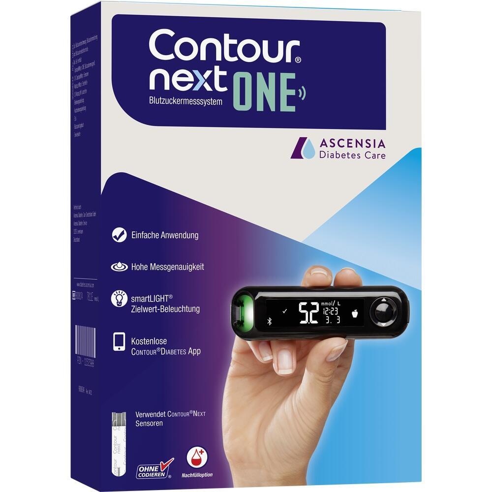 11523988, Contour Next One Set mmol/l, 1 ST