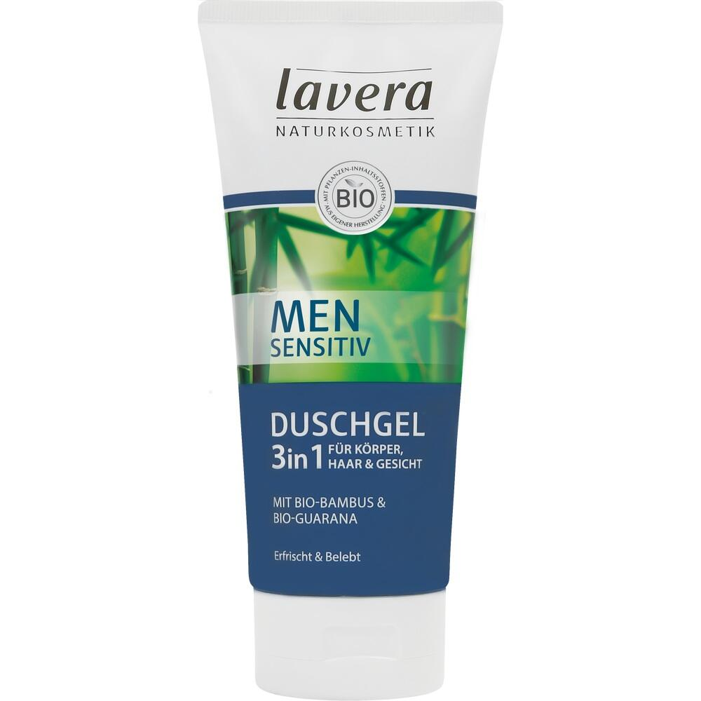 11525792, lavera Men Duschgel 3in1, 200 ML