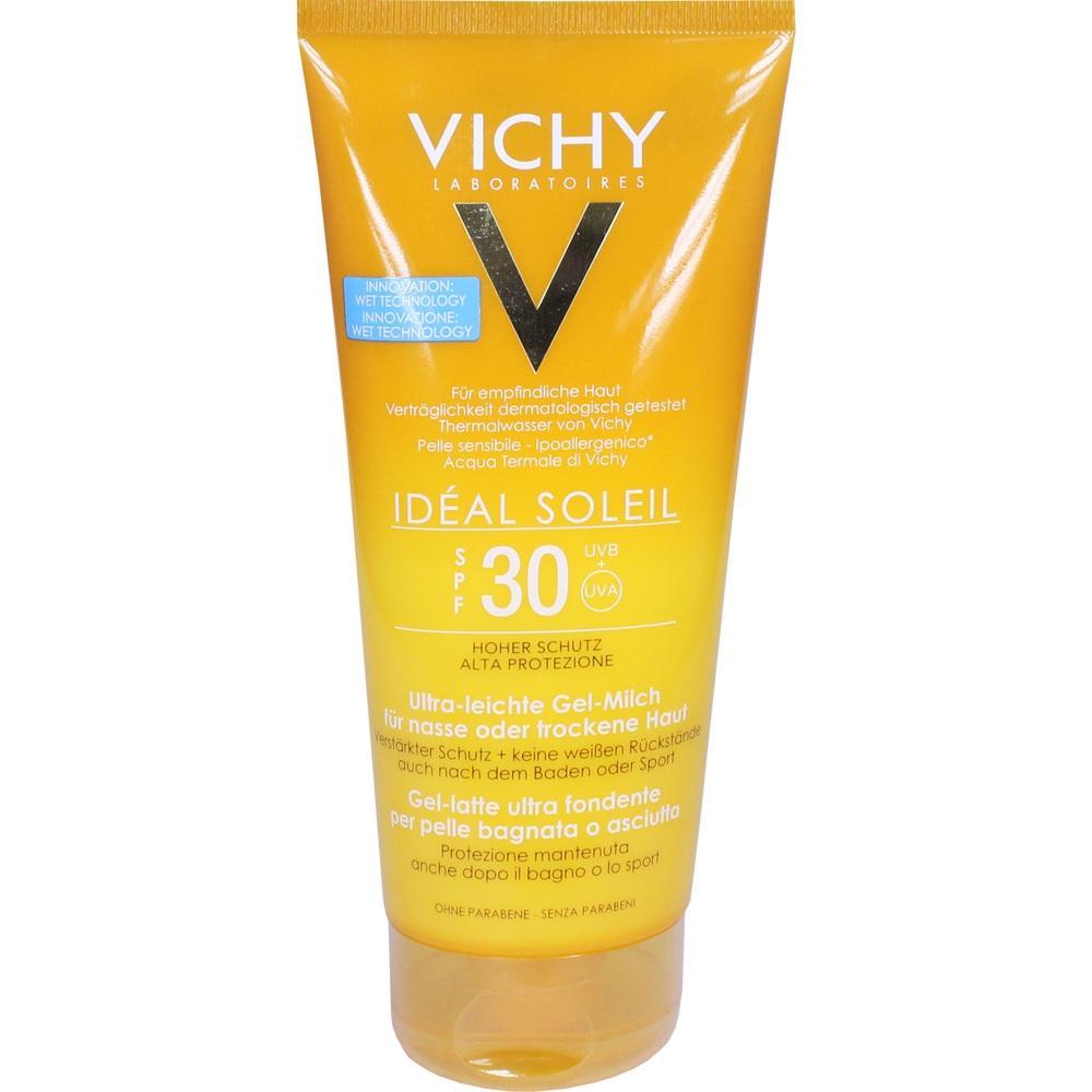11527288, VICHY Ideal Soleil WET Gel-Milch LSF 30, 200 ML