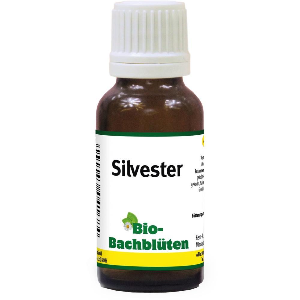 11534012, Bachblüten Silvester vet., 20 ML